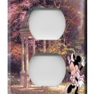 Minnie Mouse Gazebo Outlet Cover