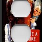 Drink Coca Cola Retro Outlet Cover
