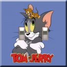 Tom & Jerry 2 Double Switchplate Cover