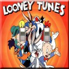 Looney Tunes #1 Decorative Double Switchplate Cover