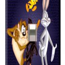 Looney Tunes #3 Handcrafted Single Switchplate Cover