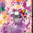 My Little Pony Handcrated Single Switchplate Cover