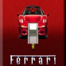 Ferrari Handcrafted Single Switchplate Cover