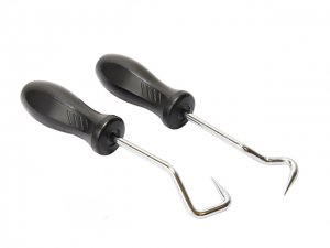 2pc Universal Radiator Hose Pick Tool Hook Seal Remover