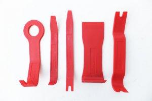 5pc Body Panel/Trim/Wedge/Door Remover Removal Clip Set
