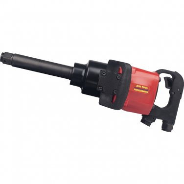 "Commercial Truck 1"" Super Heavy Duty Long Shank Air Impact Wrench Gun Tool"