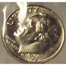 1994-D Roosevelt Dime GEM BU MS65 in the Cello #258