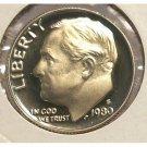 1980-S GEM DCAM Proof Roosevelt Dime PF65 #259