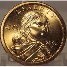 2005-P Sacagawea Dollar MATTE FINISH MS65 #283