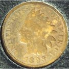 1893 Indian Head Penny G4 #306