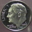 1990-S DCAM Proof Roosevelt Dime PF65 #190