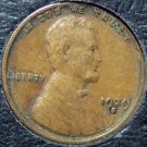 1929-S Lincoln Wheat Penny F12 #164