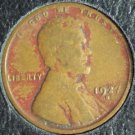 1927-D Lincoln Wheat Penny  G  #165