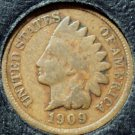 1909 Indian Head Cent G4 FREE S&H #296