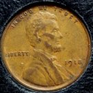 1918 Lincoln Wheat Penny  VF  #840