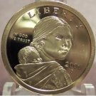 2000-S DCAM Proof Sacagawea Dollar PF65  #136