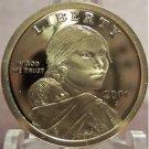 2001-S DCAM Proof Sacagawea Dollar PF65 KEY DATE  #226