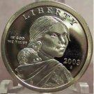 2003-S DCAM Proof Sacagawea Dollar PF65 FREE S&H #272