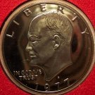 1977-S DCAM Proof Eisenhower Dollar PF65 #358