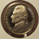 1989-S DCAM Proof Jefferson Nickel PF65 #533