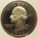 1988-S Proof DCAM Washington Quarter PF65 #469
