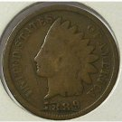 1889 Indian Head Cent G4 #0543
