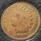 1898 Indian Head Cent G4 #418