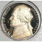 1982-S DCAM Proof Jefferson Nickel #0439