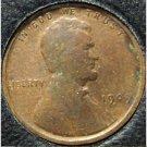1909 VDB Lincoln Wheat Penny G/VG Free S&H #528