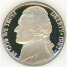 1982-S DCAM Proof Jefferson Nickel PF65 #626
