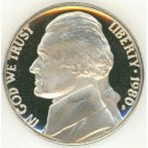 1980-S DCAM Proof Jefferson Nickel PF65 #627