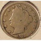 1912 Liberty Head Nickel G4 #774