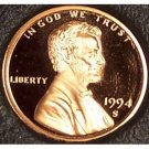 1994-S DCAM Proof Lincoln Penny PF65 #776