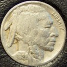 1928 Buffalo Nickel Full Date VG #780