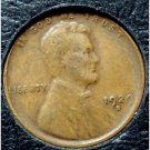 1929-D Lincoln Wheat Penny VF #0926