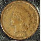 1906 Indian Head Penny FULL Liberty F12 #937