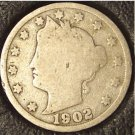 "1902 Liberty ""V"" Nickel G4 #959"