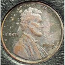 1919-S Lincoln Wheat Back Penny F/VF Details #0970
