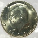 1984-D Kennedy Half Dollar BU In the Cello #0677