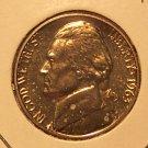 1963 Proof Jefferson Nickel PF65 #801