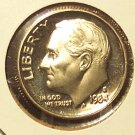 1984-S PROOF Roosevelt Dime PF65DC #803