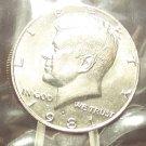 1981-P Kennedy Half Dollar BU Still in Cello MS65 #517