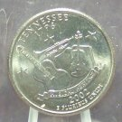 2002-P Tennessee State Quarter MS65 in the Cello #791