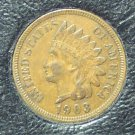 1903 Indian Head Penny EF40 FREE SHIPPING #956