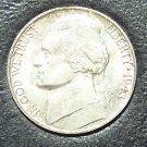 1943-P Jefferson Wartime Silver Nickel MS60 #157