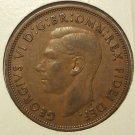 KM#869 1949 UK George V Penny #115