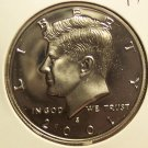2001-S Deep Cameo Proof Kennedy Silver Half PF65 #924