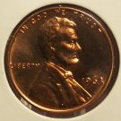 1963 Lincoln Memorial Proof Penny PF65 #958