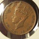 Km#18 1942 Newfoundland Penny VF+ #982