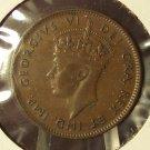 KM #18 Newfoundland 1941-C Penny EF #0983